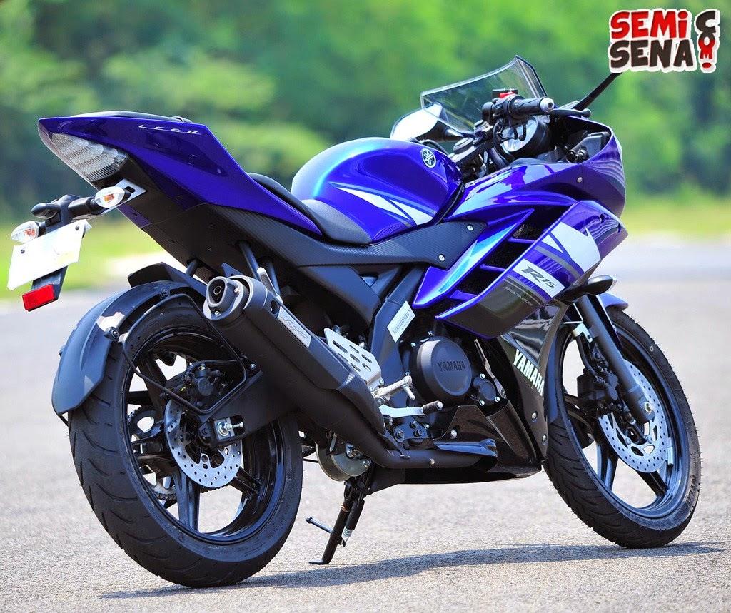 Spesifikasi Dan Harga Yamaha R15 150 CC