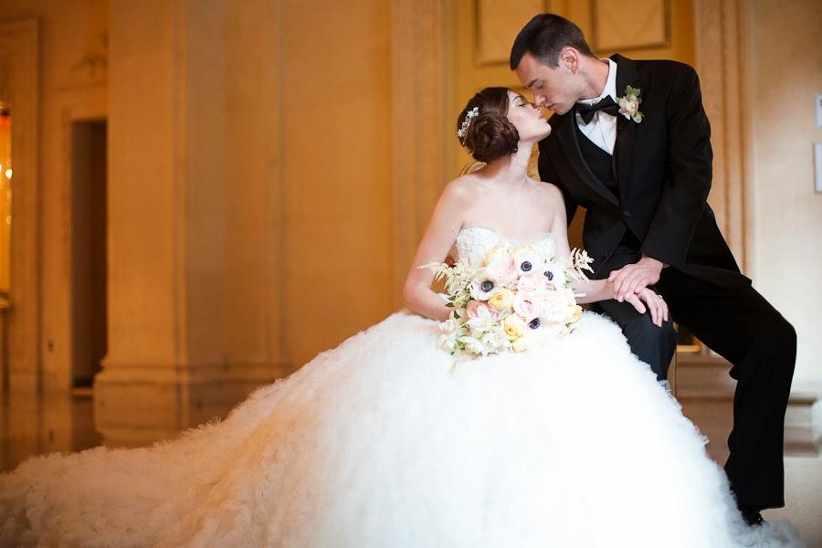 The Plaza Hotel NYC Wedding Bouquet