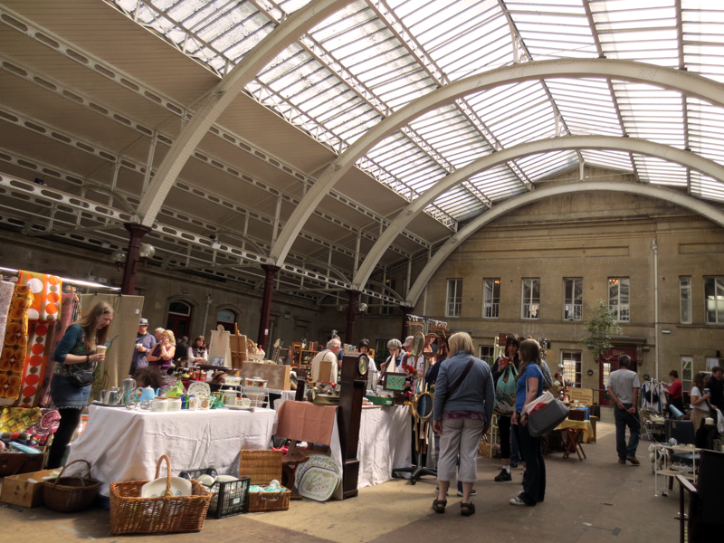Bath Vintage and Antique Market Green Street