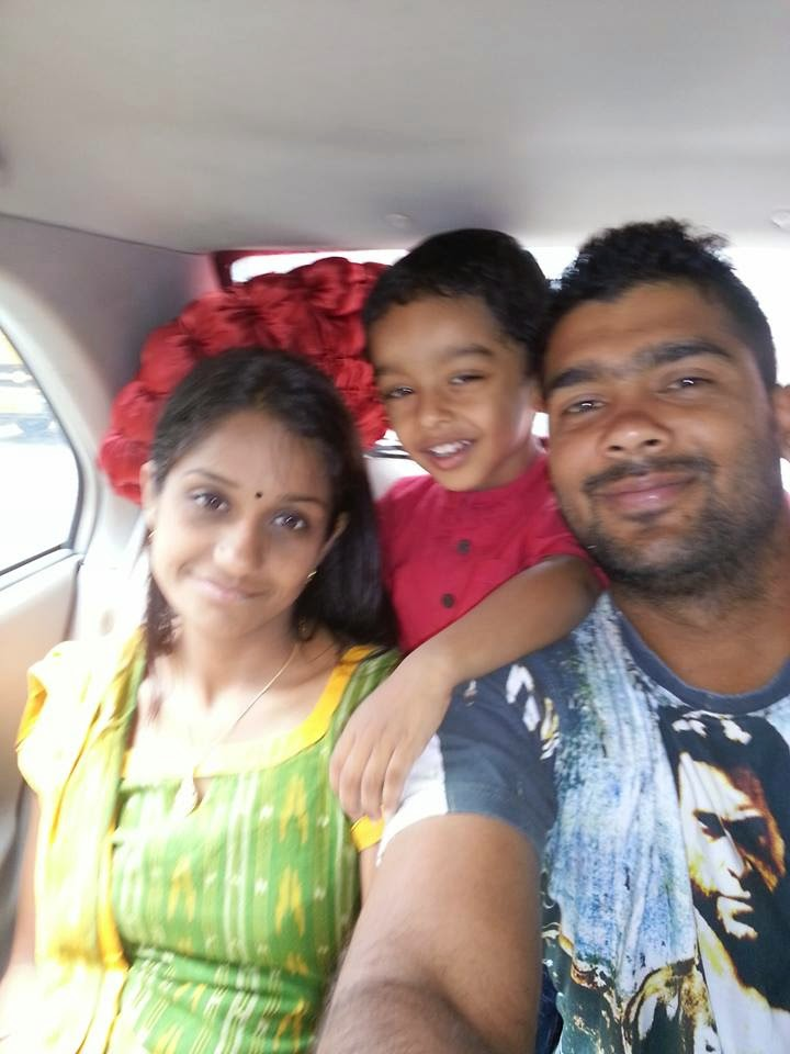 Serial Actors Family Photos Holidays Oo | News Celebrity
