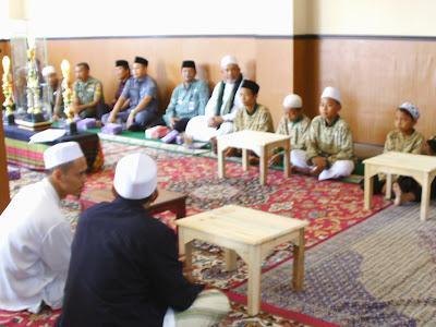 61 Madrasah Diniyah Ikuti Lomba Cerdas Cermat Islam