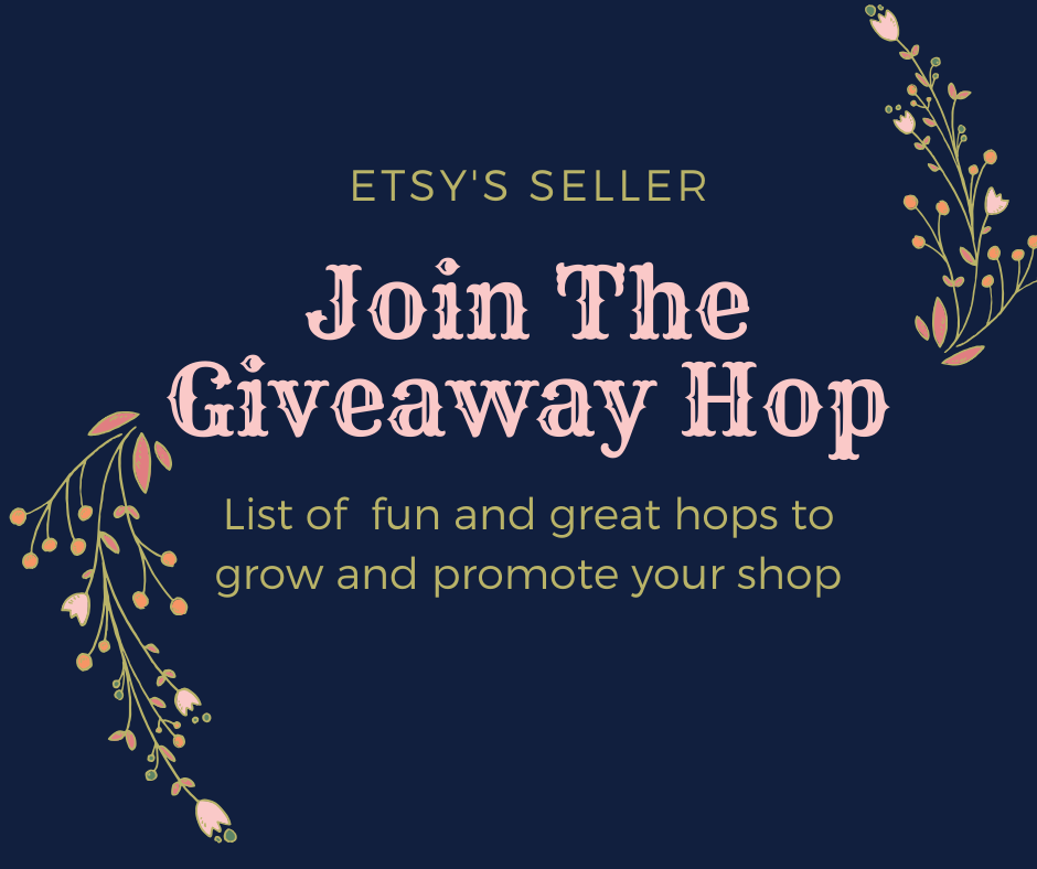 Etsy Seller Join the Hop