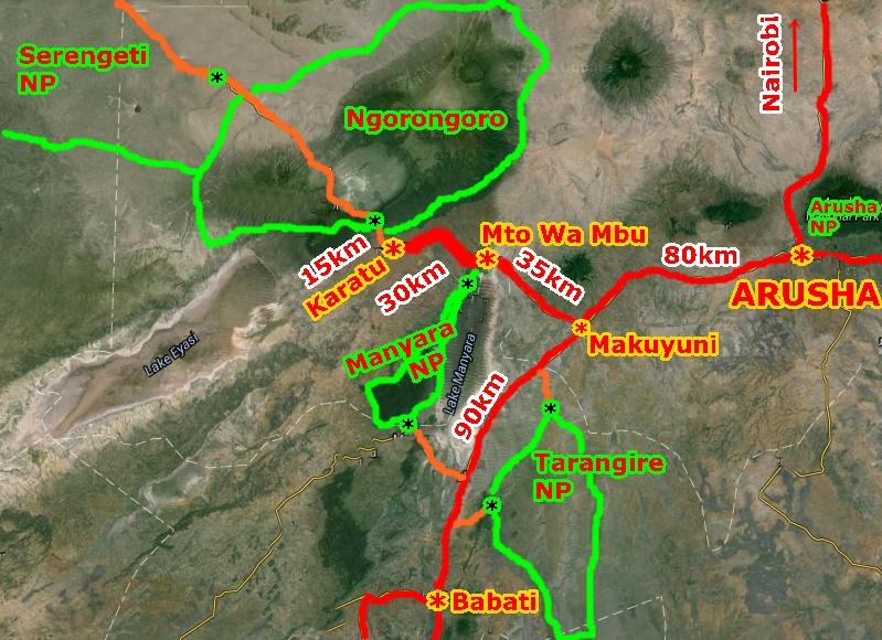 Tour Companies In Arusha Tanzania