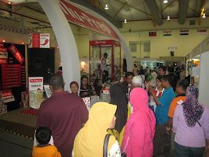 Tongkat Ali Nu-Prep 100, MAHA 2010 ' Tetap di minati ' semua lapisan.