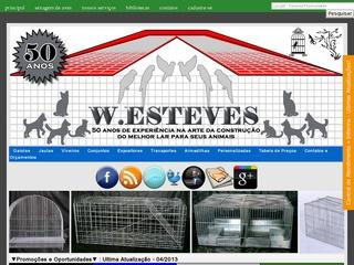 Fabricante de Artefatos de Arame Westeves