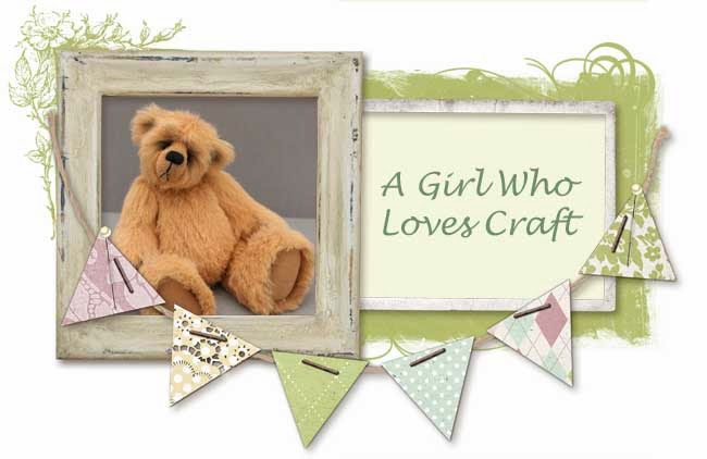 A Girl Who Loves Craft