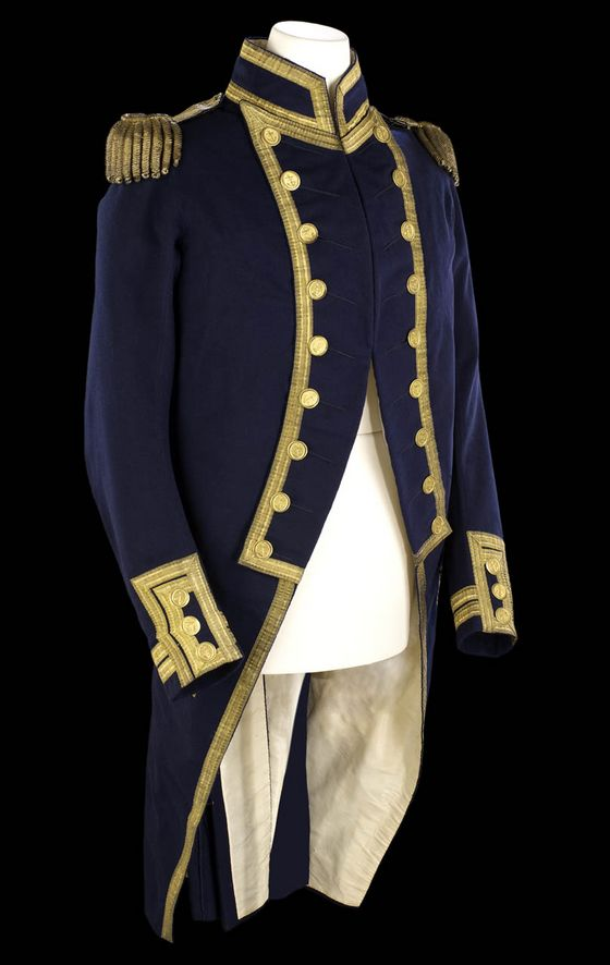 19th Century Military Clothing Regency military uniforms