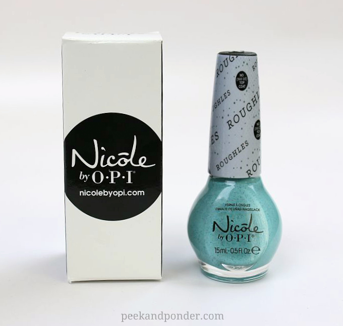 Nicole by OPI On What Grounds?