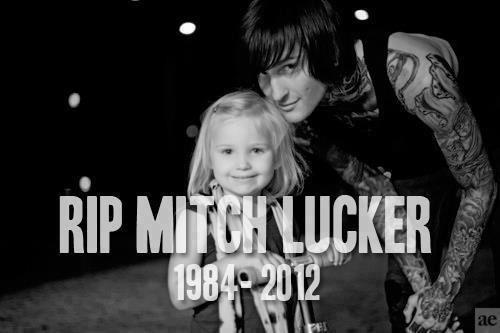 Istri Mitch Lucker Mengatakan Dia Mengkonsumsi Alkohol Sebelum Kecelakaan Motor Yang Menyebabkan Kematiannya