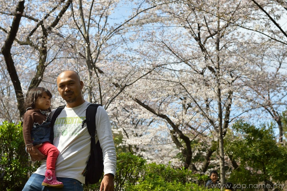 Jalan-jalan ke Osaka - Bahagian 6