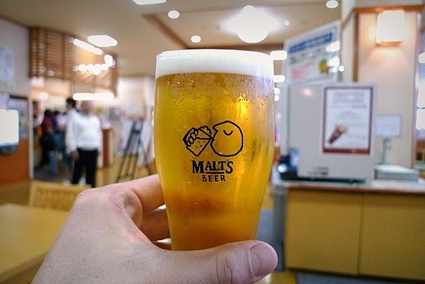 壬生やまとの湯 生ビール(小)