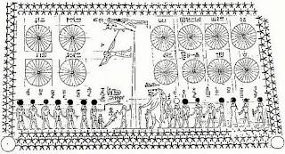 EL CALENDARIO EGIPCIO Zirigoza Caja calendario