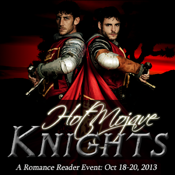 Hot Mojave Knights ~ A Romance Readers' Event