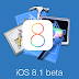 Apple Releases iOS 8.1 Beta