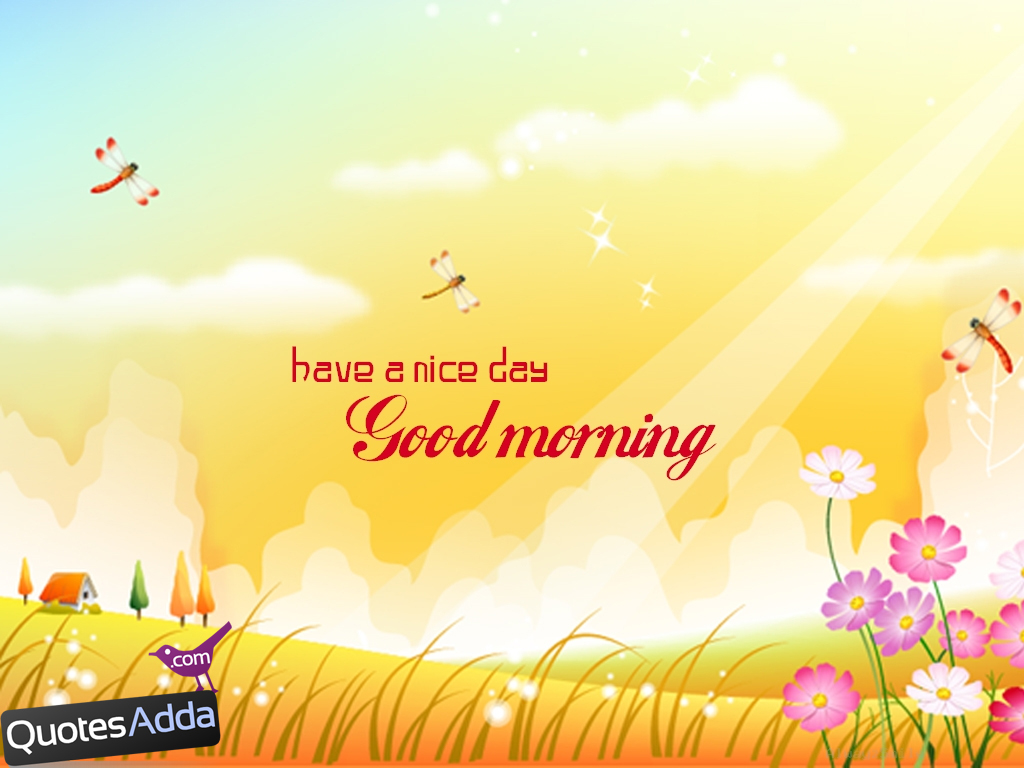Good Morning Quotes | QuotesAdda.com | Telugu Quotes | Tamil ...