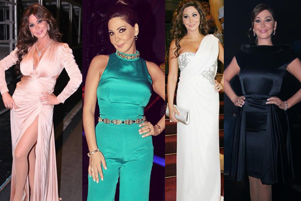 فساتين إليسا 2013 - ازياء إليسا 2013 - أزياء إليسا 2013 - إليسا 2013
