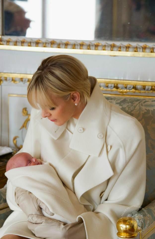 Royals style pr sentation officielle des jumeaux monaco - Dates des soldes janvier 2015 ...