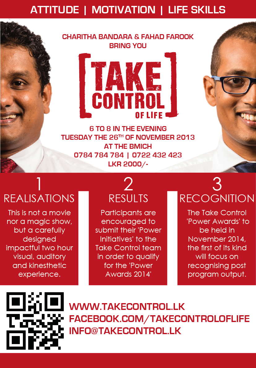 www.takecontrol.lk