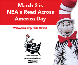 NEA's Read Across America Day March 2