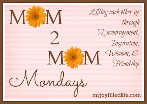 MOM 2 MOM Mondays
