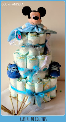image gâteau de couches
