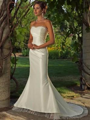 Vestidos de novia para petite