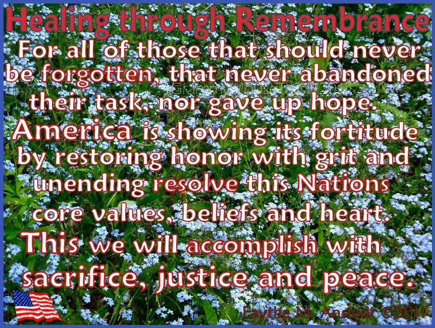 healing through remembrance poem image
