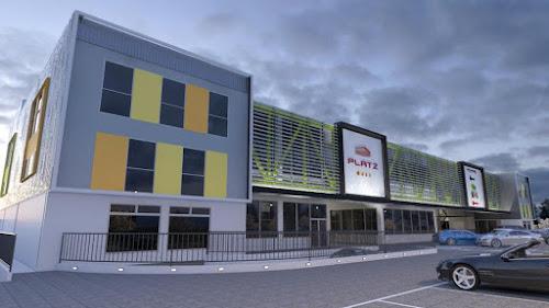 Sousas ganha centro de conveniência e serviços com estrutura diferenciada - Platz Mall
