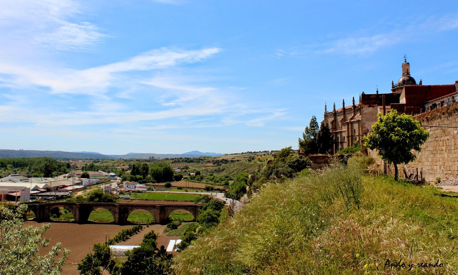 Puente Viejo de Coria