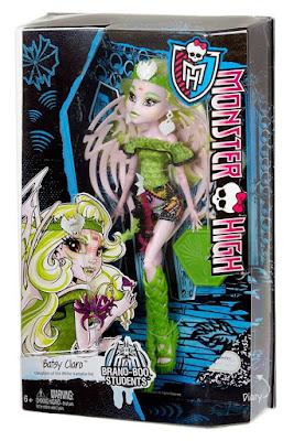 TOYS : JUGUETES - MONSTER HIGH : Brand-Boo Students  Batsy Claro | Muñeca - Doll  Producto Oficial 2015 | Mattel | A partir de 6 años  Comprar en Amazon España & buy Amazon USA