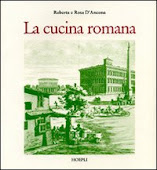 Ili mio libro sulla storia della cucina romana
