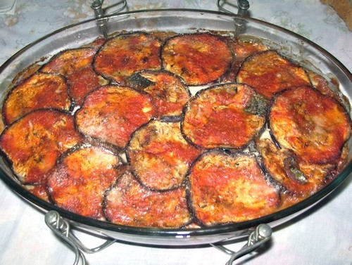 ricetta parmigiana senza frittura