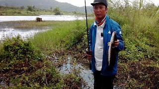 Những địa điểm câu cá tại Nha Trang
