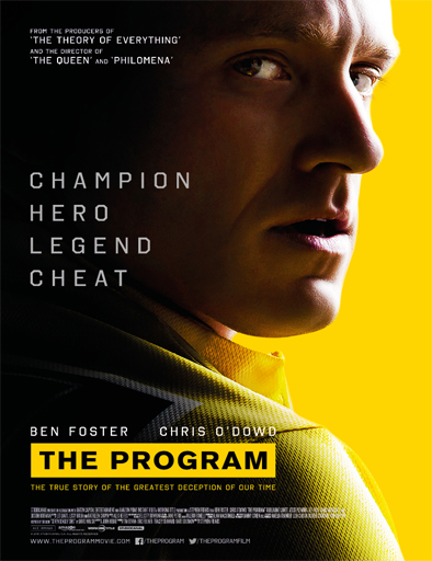 Ver El ídolo (The Program) (2015) Online