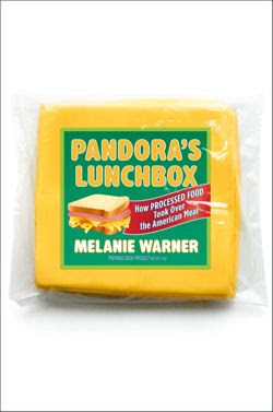 Pandora Book Review: Melanie Warners Pandoras Lunchbox