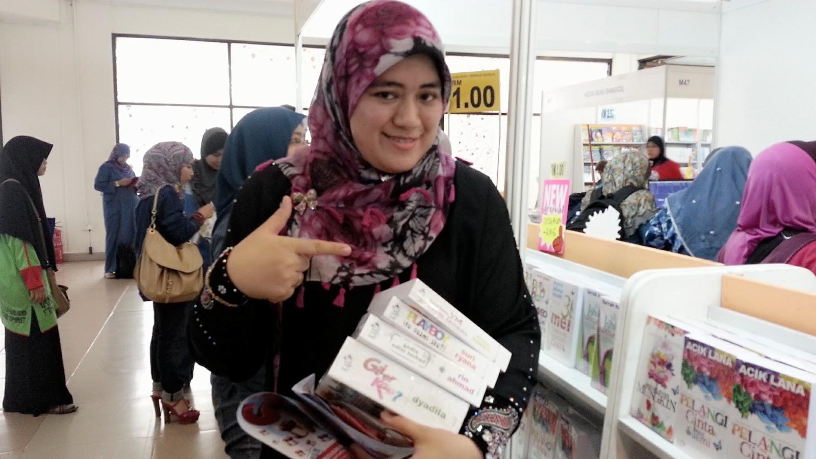 Kuala Lumpur International Book Fair 2013
