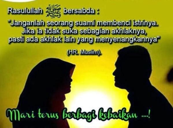 Mulianya akhlak Nabi : Cara Rasulullah SAW Memuliakan Istrinya ...
