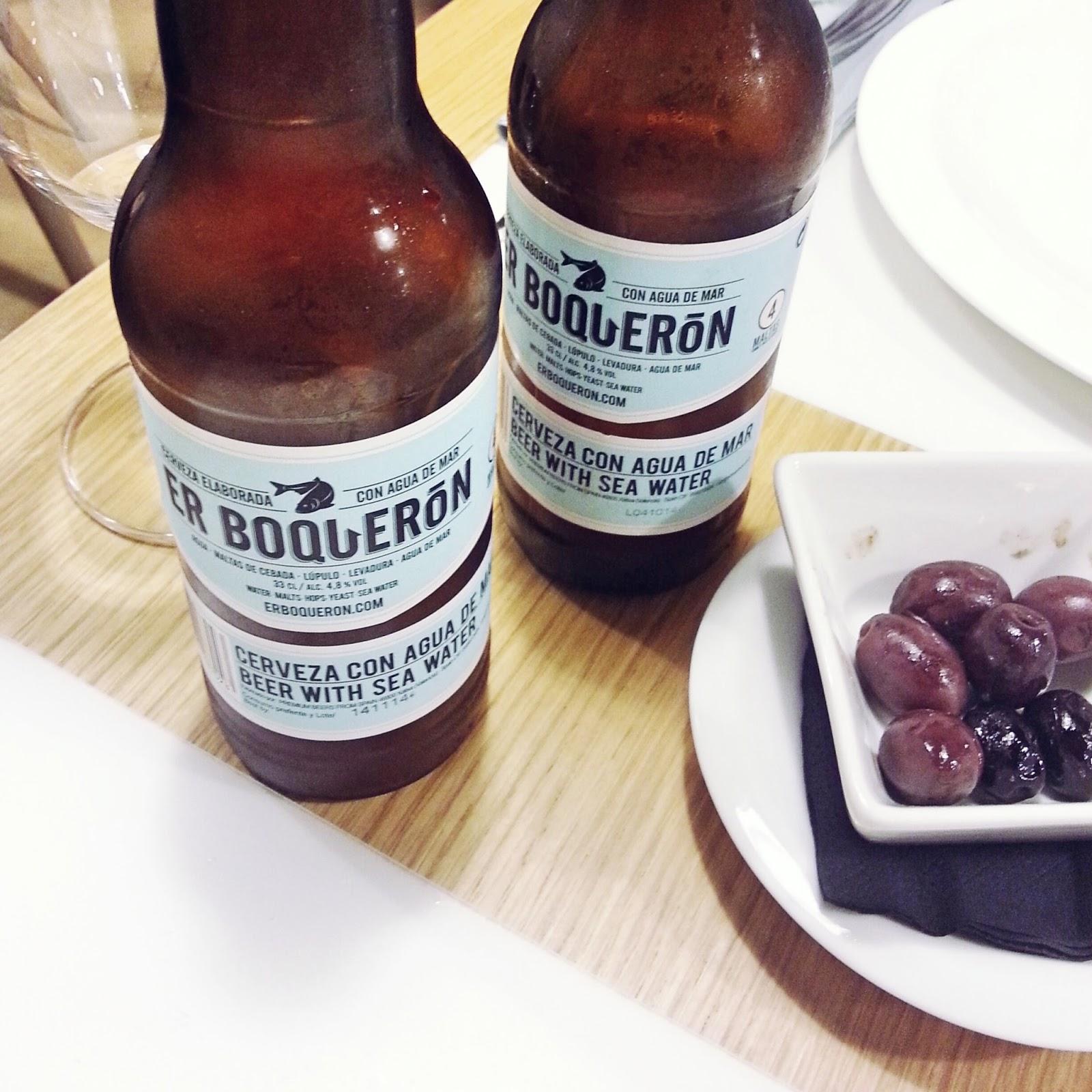 Er Boquerón (cerveza con agua de mar)