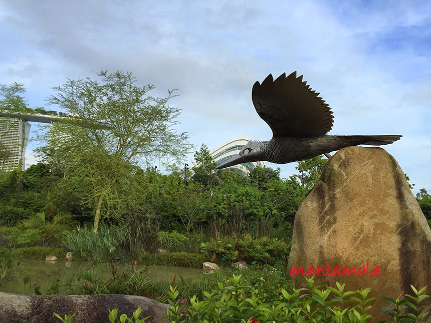 Satay by the bay kingfisher