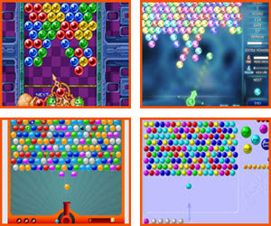 Bubble Shooter Game