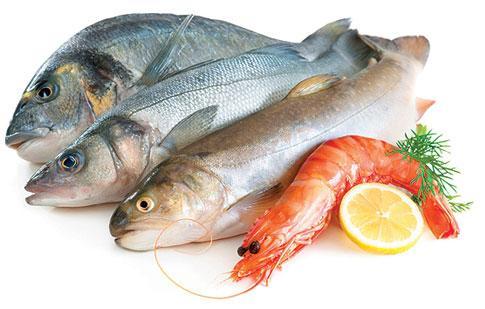 تناول الاسماك