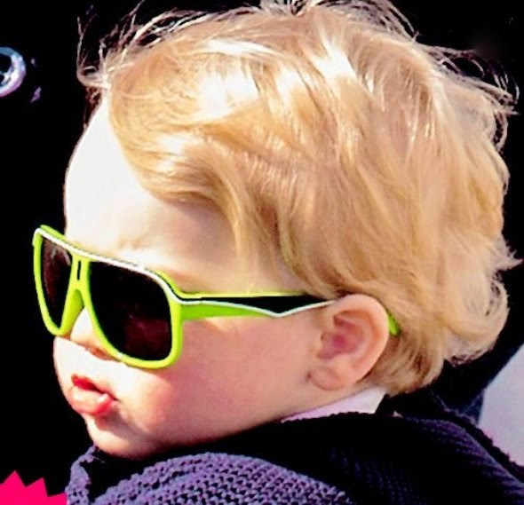 New Photo Of Prince George Of Cambridge