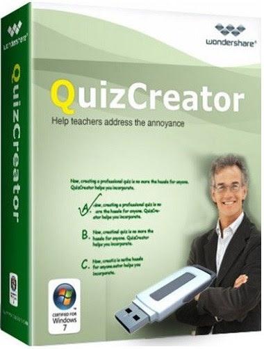 Wondershare QuizCreator 4.5.0 + Keygen | Septia Mujizat