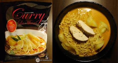 Prima Taste Simgapore Curry La Mian