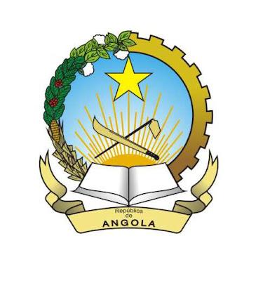 IMAGEN INSIGNIA DA REPUBLICA DE ANGOLA