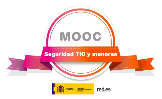 """MOOC """"Seguridad TIC y menores de edad para educadores"""""""