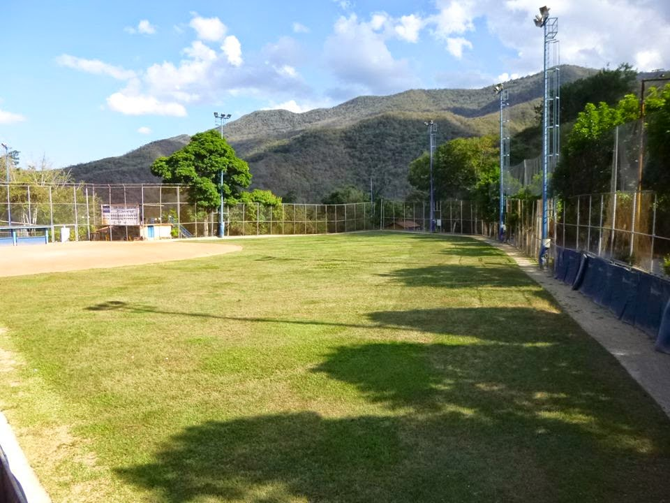 CAMPO SOFTBOL