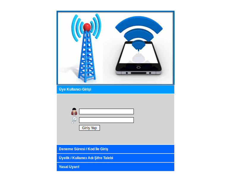 What Is A Captive Portal