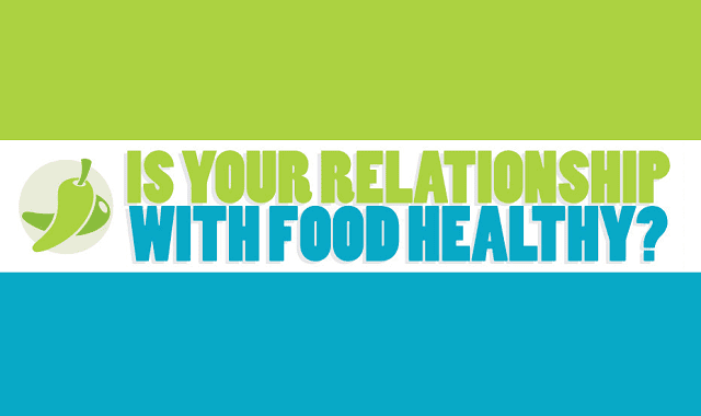 Image: Is Your Relationship with Food Healthy?