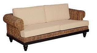 abaca tropical sofa